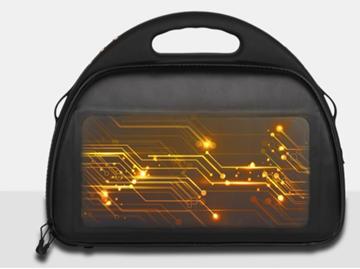Picture of C2C Solar Power Handbag