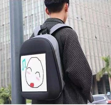 Picture of C2C LED Programmable Backpack