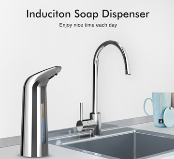 Picture of C2C Automatic Soap Dispenser for Hands Washing CX1