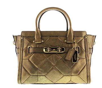 Picture of Icon Aura Gold Handbag